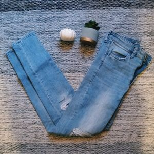 AE Super High Rise Jegging size 8 R